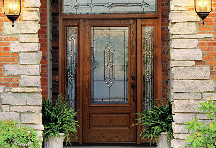 What Are The Advantages Of The Various Door And Fiberglass Doors